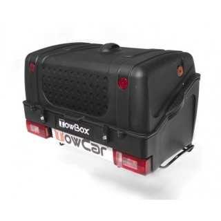 Towbox bagagebox V1 zwart