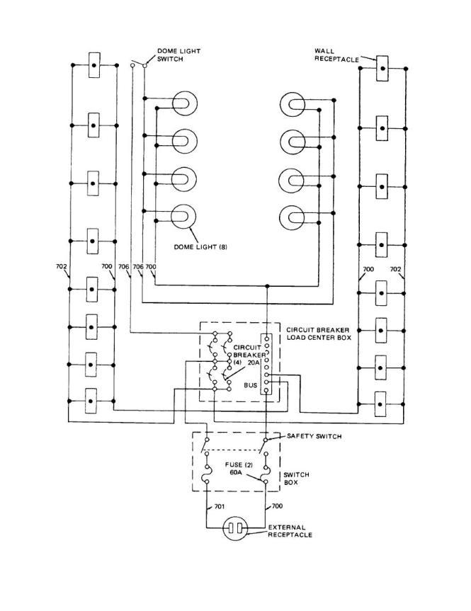 110 Volt Outlet Wiring Diagram - Wiring Diagram