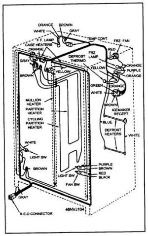 Refrigeration: Refrigeration Symbols Schematics