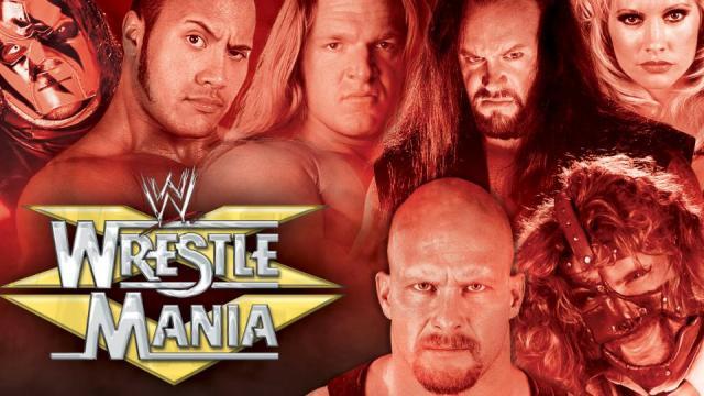 Wrestle Mania 15