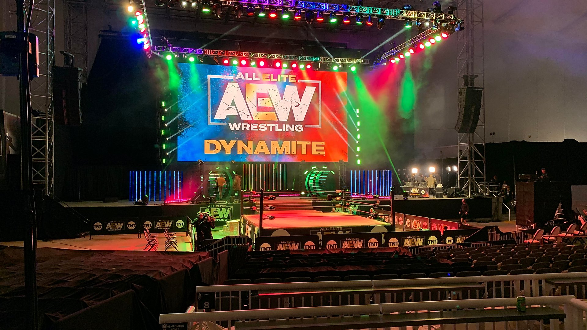 AEW Reportedly Moving Next Month to New Venue Located in Miami – TPWW
