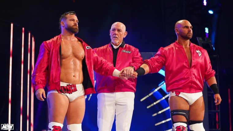 FTR on AEW's Creative Process, Friday's NJPW Strong Card, Indies – TPWW
