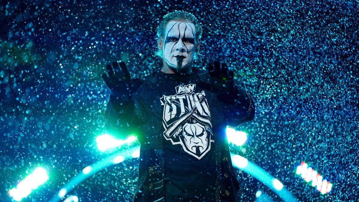 """Sting Is """"Fully Cleared"""" to Wrestle – TPWW"""