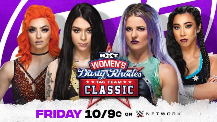 WWE 205 Live Results – Jan. 22, 2021 – Two Dusty Classic Matches – TPWW