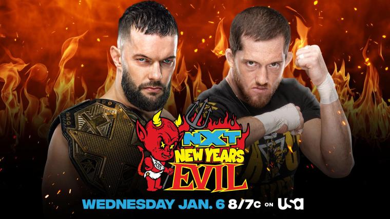 NXT Results – Jan. 6, 2021 – New Year's Evil, Balor vs. O'Reilly – TPWW