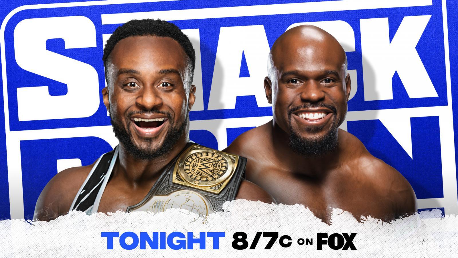 WWE SmackDown Results – Jan. 22, 2021 – Big E vs. Apollo Crews – TPWW