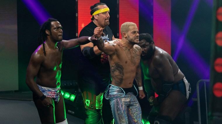 Trey Miguel Returns to Impact Wrestling – TPWW