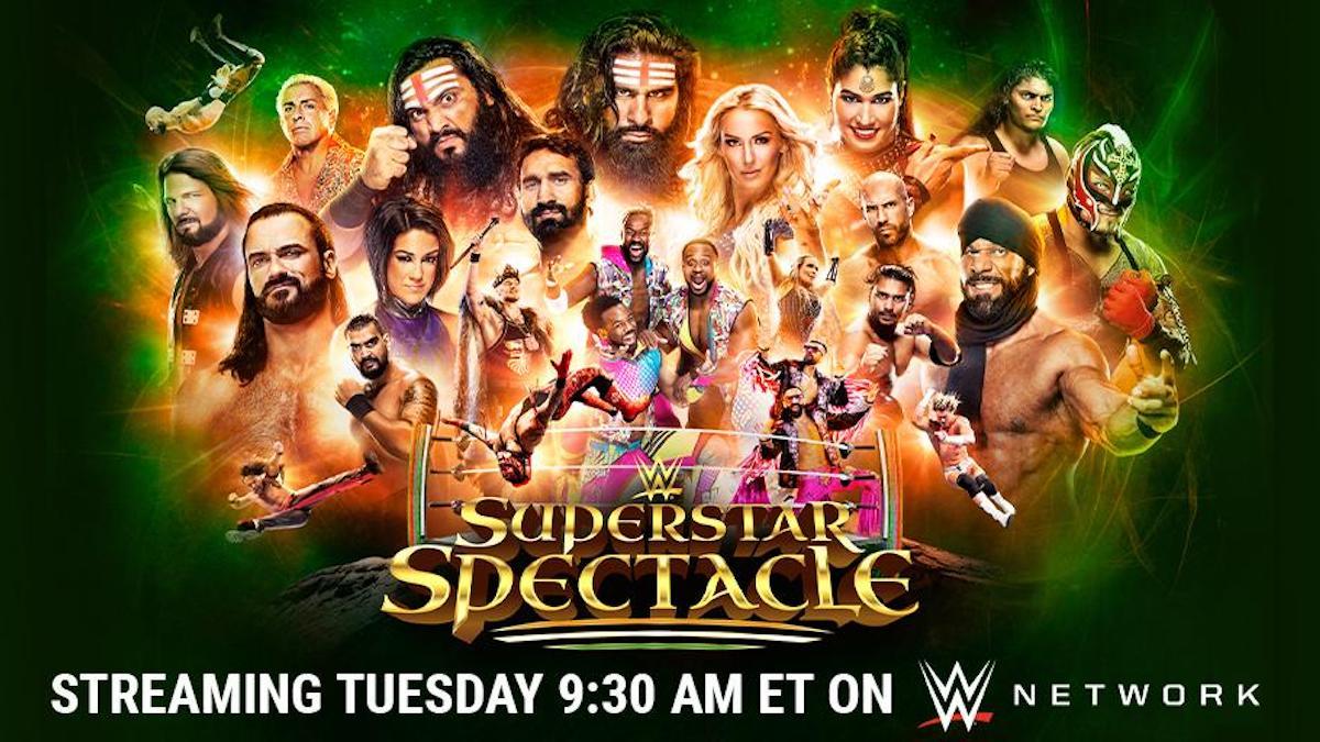 WWE Superstar Spectacle Taping Results – Jan. 22, 2021 – Spoilers (McIntyre & Mahal Return) – TPWW