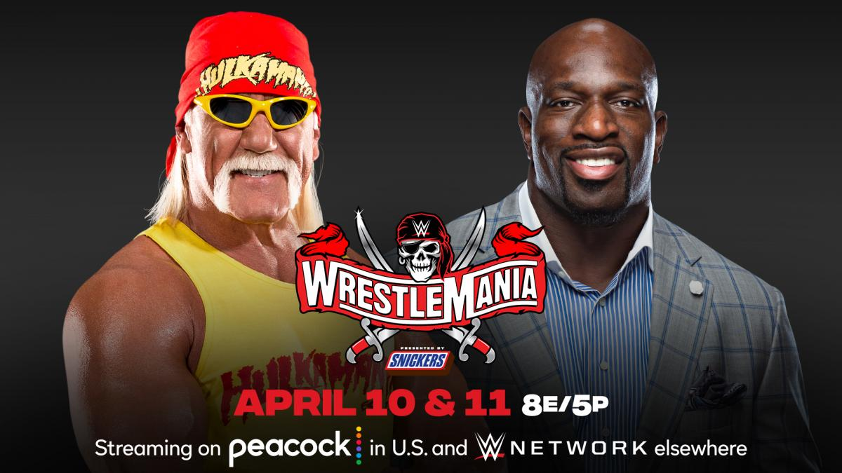 WrestleMania 37 to Be Hosted By Hulk Hogan and Titus O'Neal – TPWW