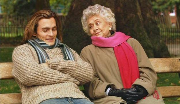 Rupert Friend, Joan Plowright:  Lady and the Tramp.