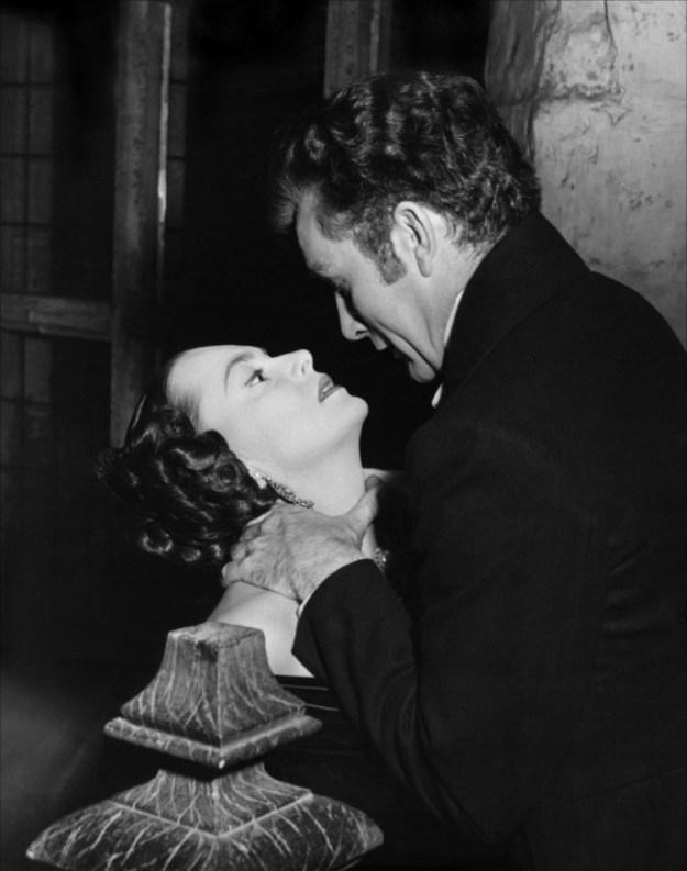 de Havilland, Burton:  Evil Rachel