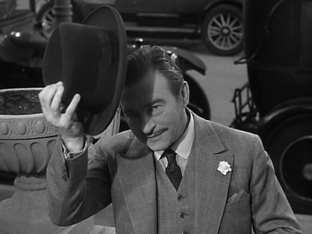 Claude Rains as Mr Skeffington:  The patience of Job.