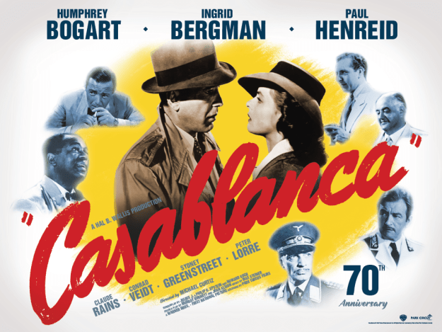Poster:  70th Anniversary edition.