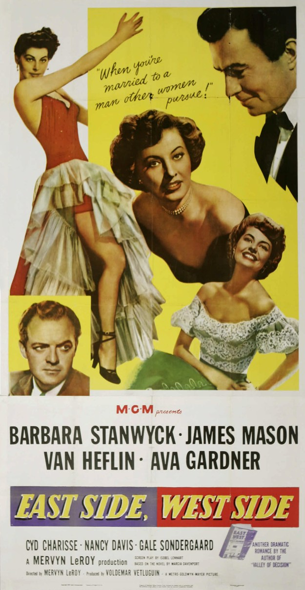 American Poster. Ava wears nothing remotely like the weird ensemble shown here.