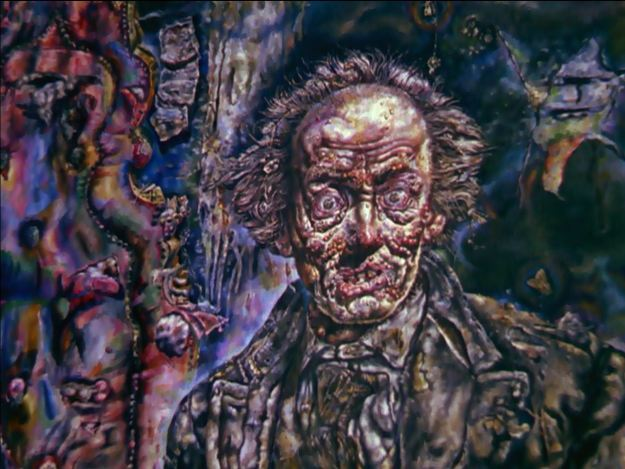 Supperation anxiety: Ivan Albright's 'Picture of Dorian Gray'