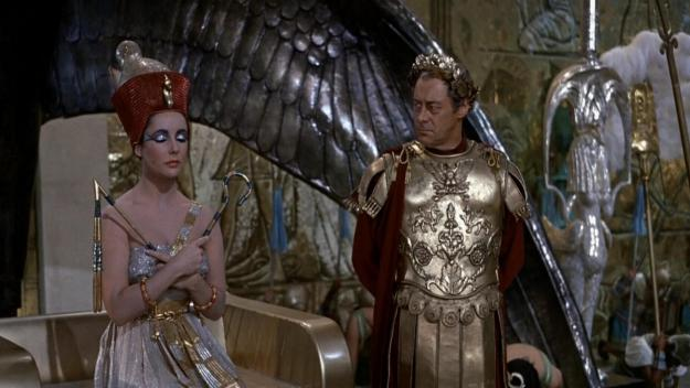 Taylor, Harrison: Geezer and Cleopatra.