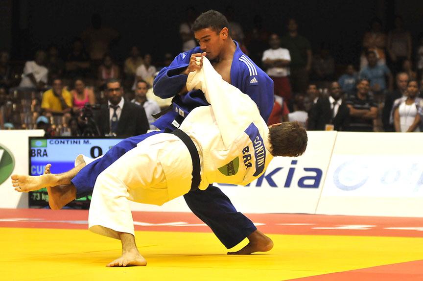 Record number of inscriptions in Havana Judo Grand Prix