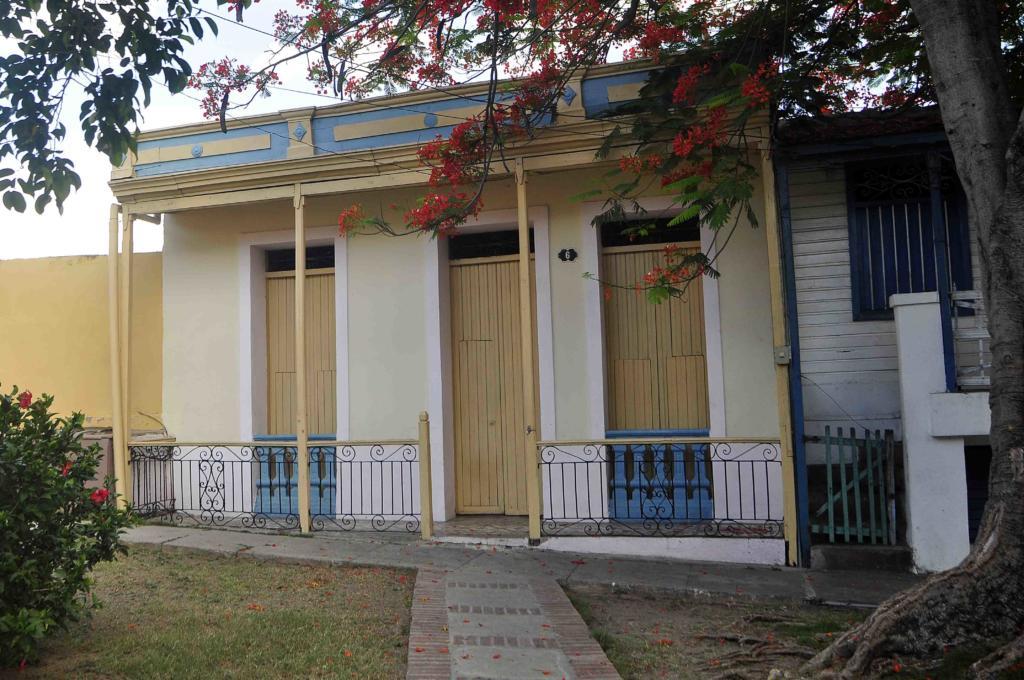 Casa donde vivió Fidel en El Tivolí