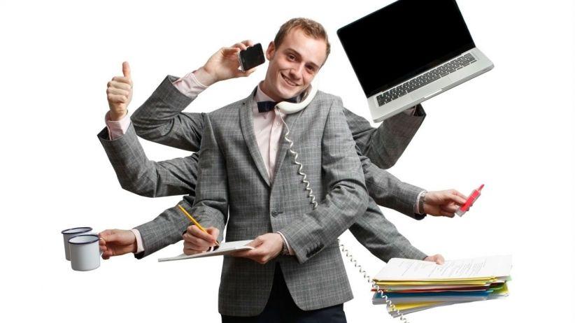 5 Ideas para ser más eficiente en el trabajo