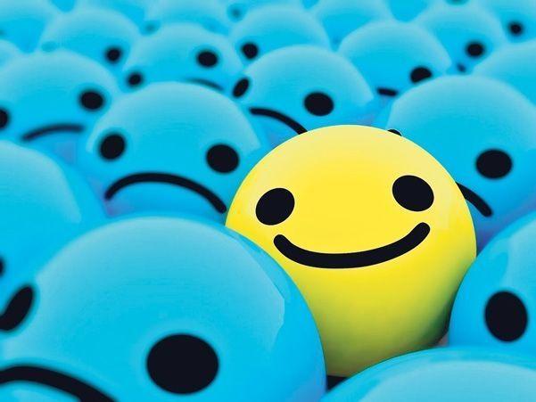 ¿Quieres pensar en positivo? ¡Súmate!