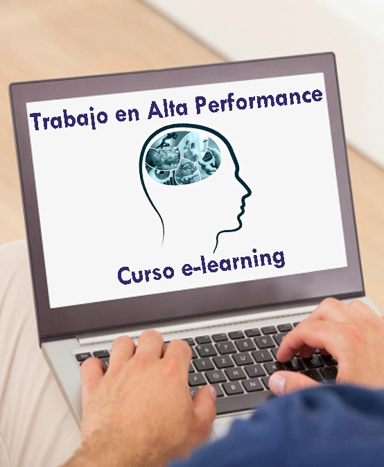 "Curso e-learning – ""Trabajo en Alta Performance"""