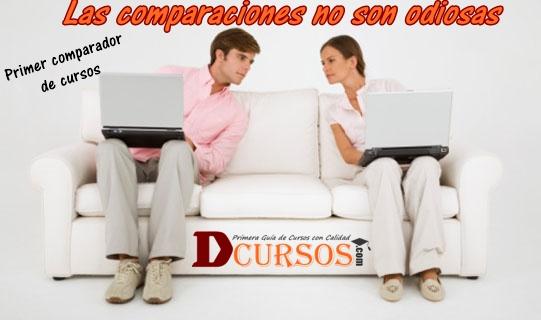 comparador de cursos y masters