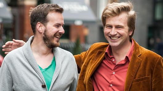 Taavet Hinrikus e Kristo Käärmann TransferWise