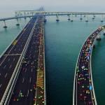Suspendido un guía chino que equivocó al líder del Maratón de Qingdao a 300 m de la meta