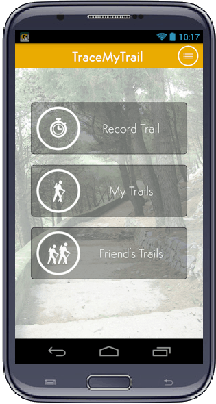 Features - Trace My Trail - Hiking, walking outdoors tours
