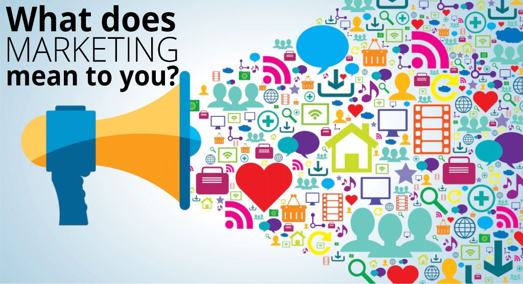 What does marketing mean to your small business?