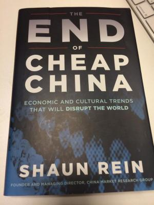 End of Cheap China Cover