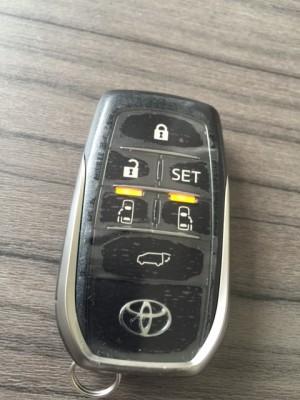 Push SET button until 2 orange light grow