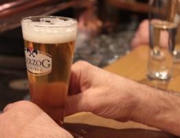 Ein neues Bier für's Straßenfest
