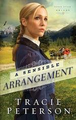 A Sensible Arrangement by Author Tracie Peterson