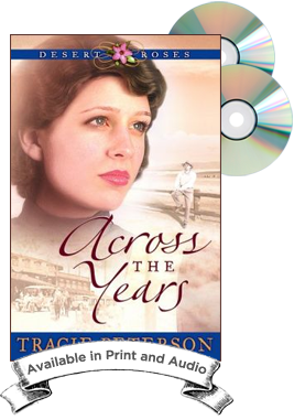 Across the Years by Tracie Peterson