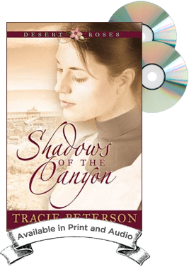 Shadows of The Canyon by Tracie Peterson