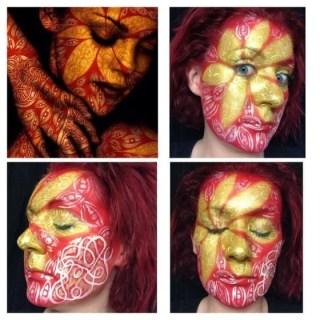 Fantasy Face Art
