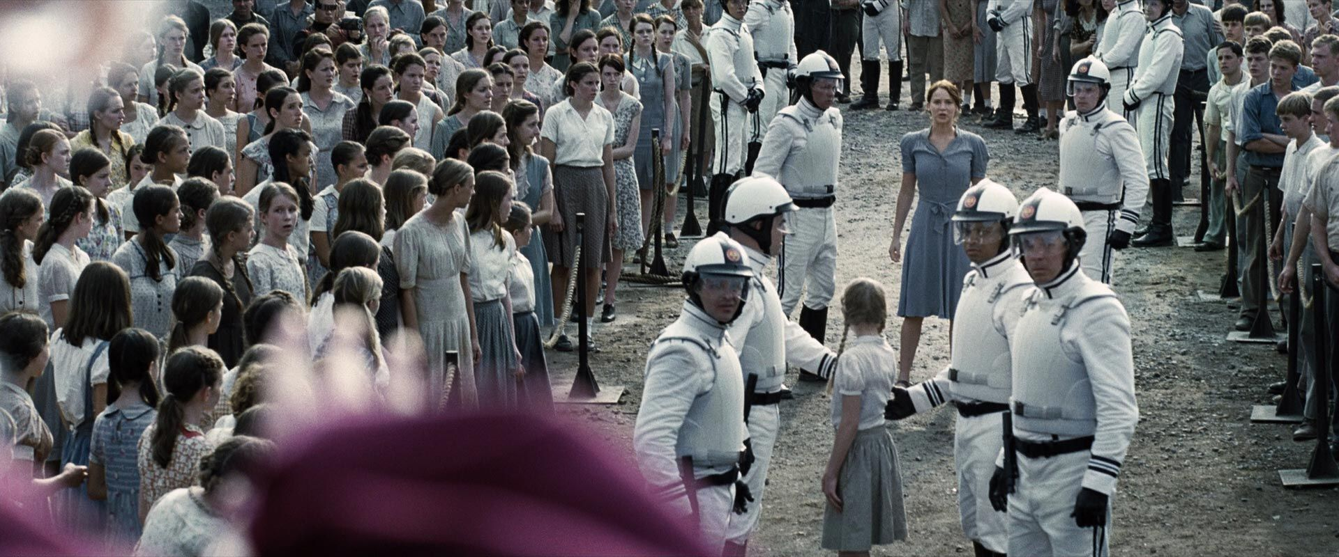 a review of the heart of societys dystopia Perhaps black mirror is the only version of the dystopian genre that can survive in a world like this without losing its potential to affect the course of our lives and culture: instead of scaring.