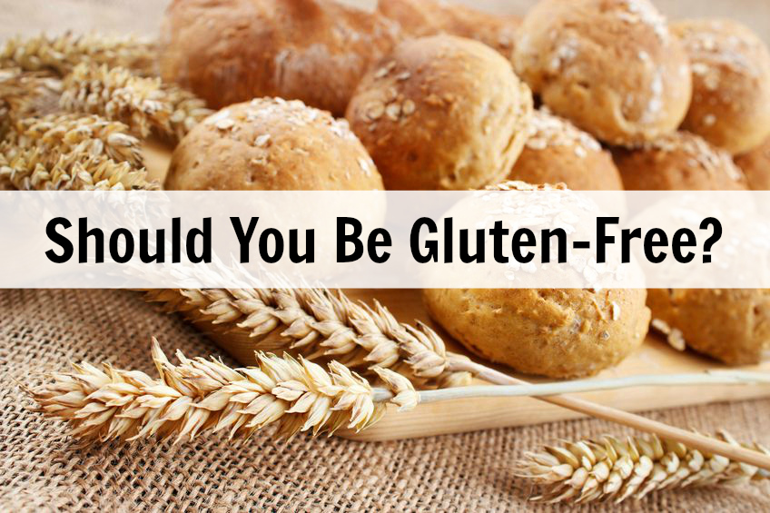 should you be gluten-free