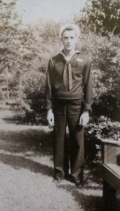 Thank you veterans Dad, Sept 1945