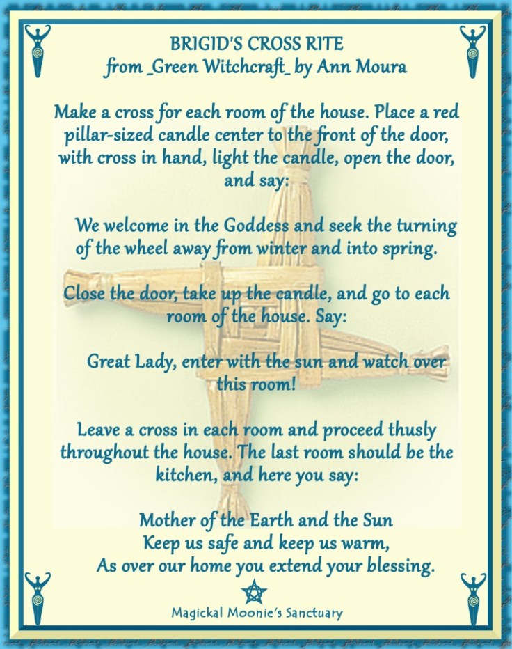 Winter and Imbolc