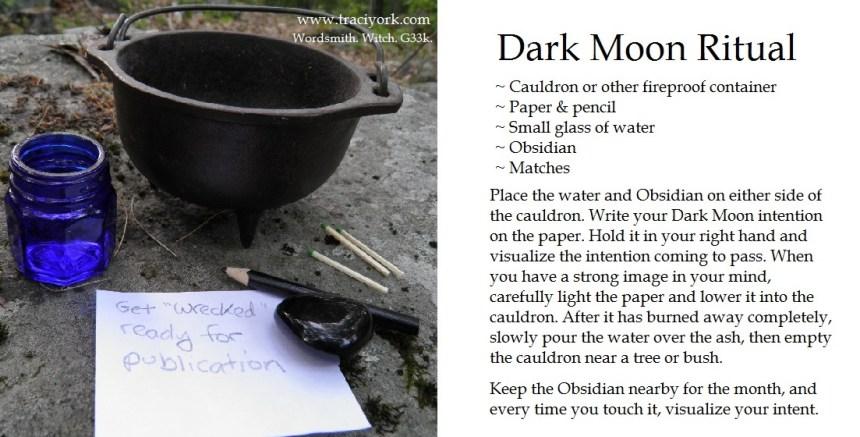 Dark Moon Ritual