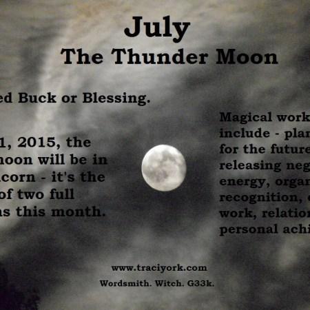 7. July Thunder Moon, corrected