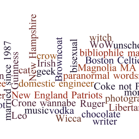 My Word Cloud