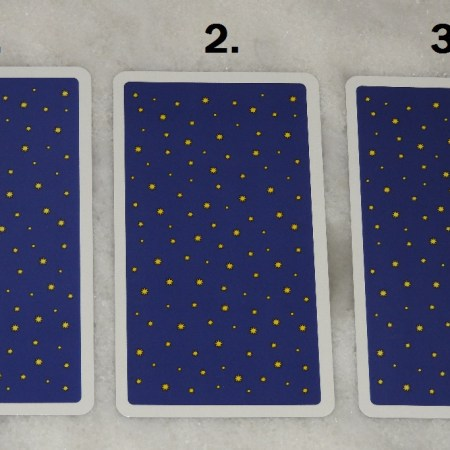 November 8th Free Tarot Card Reading back