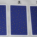 December 13th Free Tarot Card Reading, back