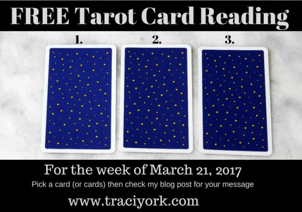 March 21 2017 Tarot Blog Thumbnail