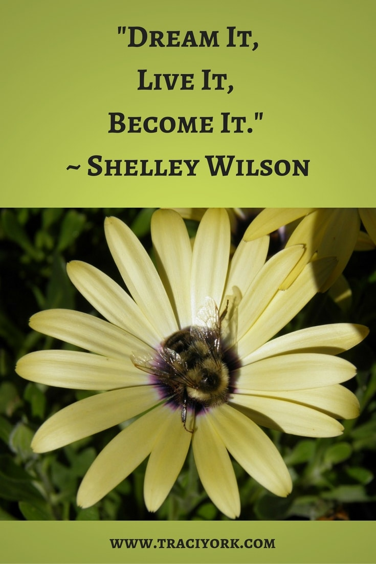 Quote Challenge Week 2 Live it Shelley Wilson