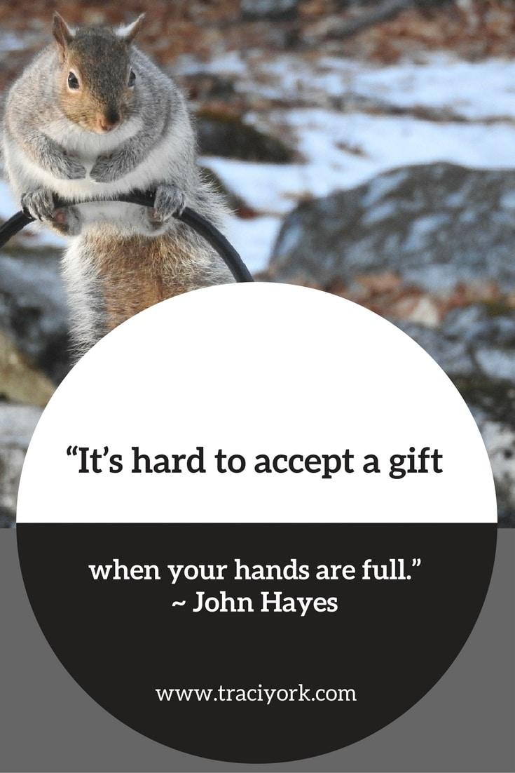 Quote Challenge Week 2 John Hayes