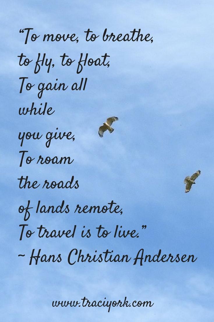Quote Challenge Week 3 Hans Christian Andersen Quote